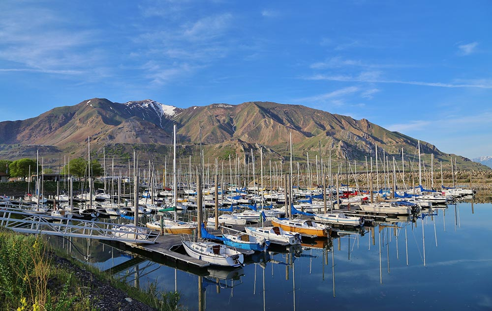 Welcome summer best places to boat in utah utah home for Place to fish near me