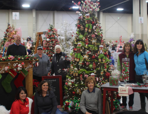Coldwell Banker Adds a Touch of Holiday Magic to the Festival of Trees