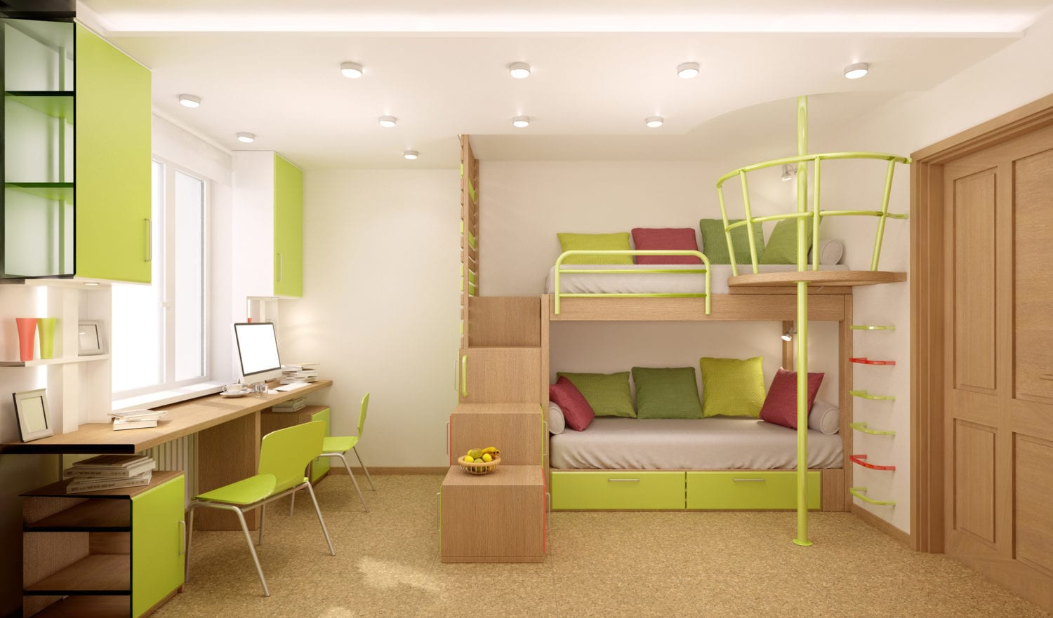bunk beds go from functional to fabulous view larger image