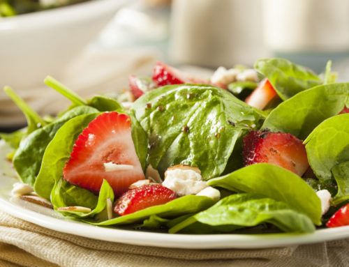 Recipe of the Month: Spring Spinach Salads
