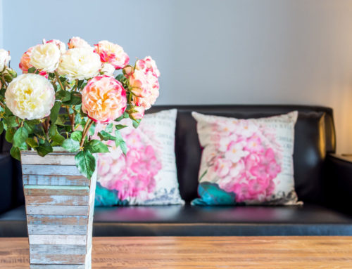 Add Spring Lovin' to Your Living Room