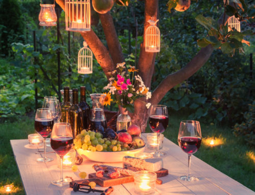 Five Chic Outdoor Summer Party Ideas