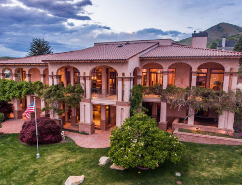 Extraordinary Utah Home: Italian-Style Villa in Salt Lake City