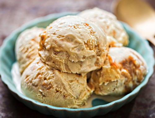 Crunchy, Milky and Marshmallow-y Cereal Ice Creams