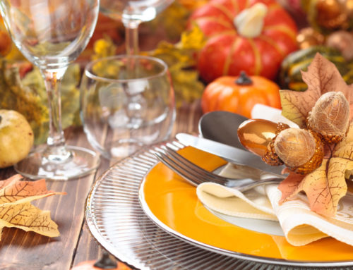 Ring in the Season with a Fall Harvest Party