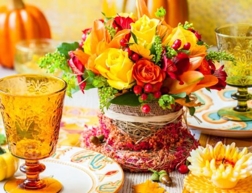 Show Your Gratitude with these DIY Thanksgiving Table Centerpieces