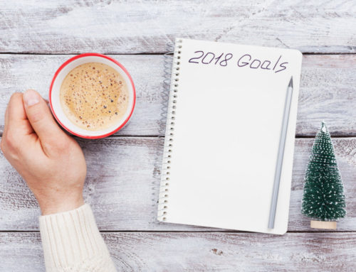 Strive for Five — Making and Keeping Your New Year's Resolutions