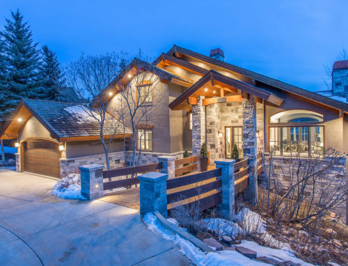 Extraordinary Utah Home: Remodeled Stunner in Park City